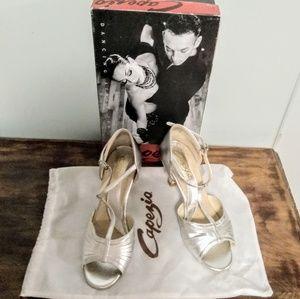 Capezio dance sz8.5 heels 3